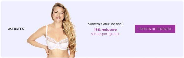 astratex 15% reducere si transport gratuit