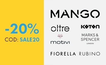 cod reducere fashion days 20%
