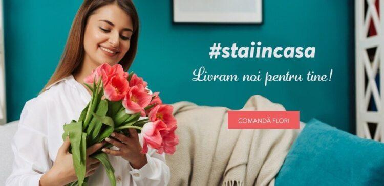 promotii flori livrare domiciliu