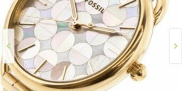 ceas fosill dama reducere