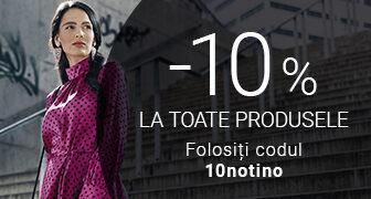 cod 10% reducere notino
