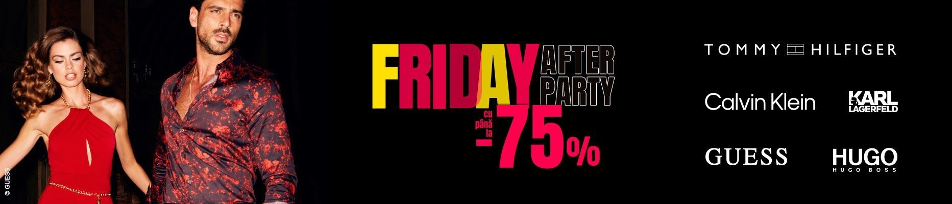 Friday AfterParty Answear 70% reducere