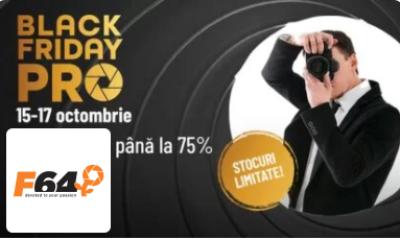 Reduceri Black Friday PRO F64